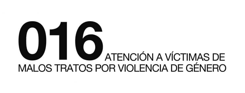 Víctimas de violencia de género teléfono